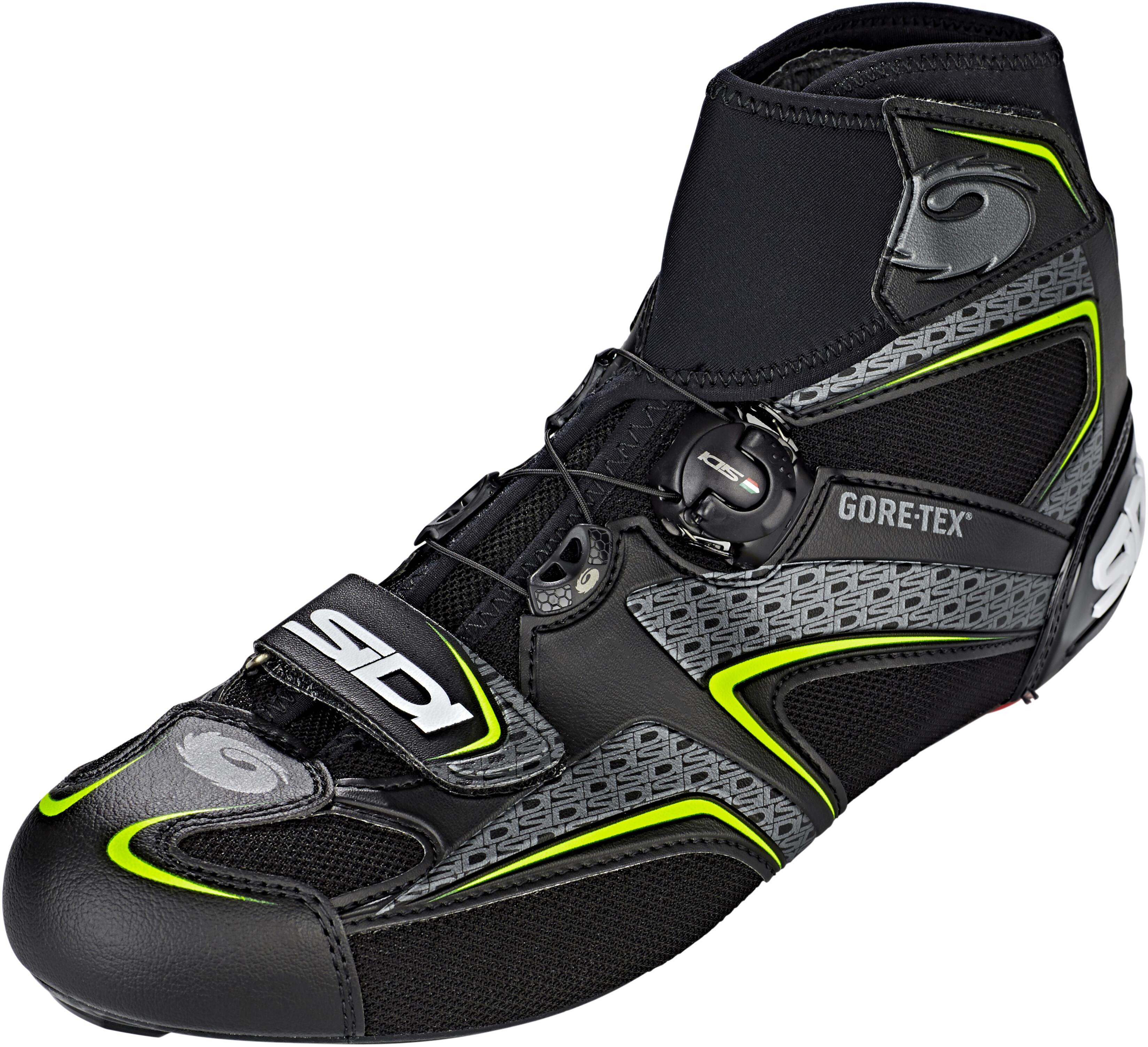 Sidi Frost Gore - Chaussures Homme - gris noir - Boutique de vélos ... df11f86401e3